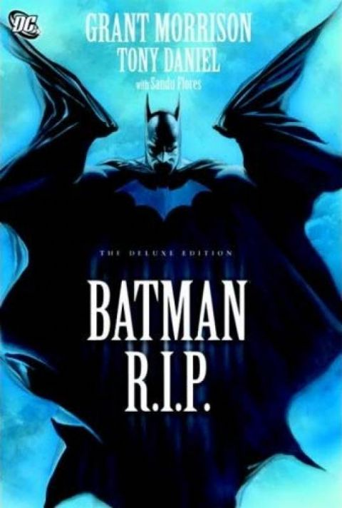 Batman: R.I.P. - TPB/Graphic Novel